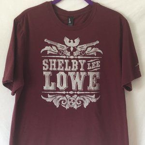 The Concert Tee District Shelby Lee Lowe T-shirt